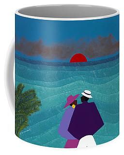A Turks And Caicos Sunset Coffee Mug