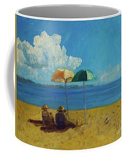 A Vacant Lot - Byron Bay Coffee Mug