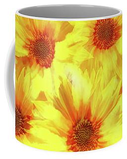A Vase Of Sunflowers Coffee Mug
