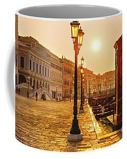 A Venician Sunrise Coffee Mug