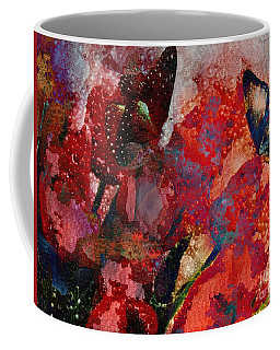 A Very Fairy Tale Of Two Butterflies In Pearlesque Coffee Mug
