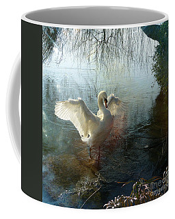 A Very Fine Swan Indeed Coffee Mug