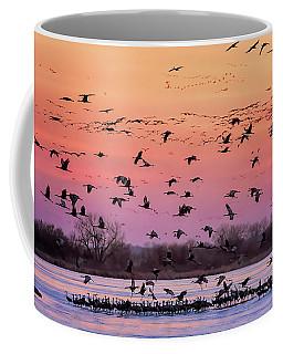 A Vibrant Evening Coffee Mug