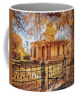A Victorian Autumn Coffee Mug