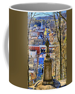 A View From College Hill Coffee Mug