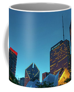A View From Millenium Park Coffee Mug