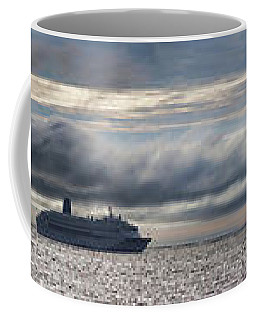 A View From The Shore Coffee Mug