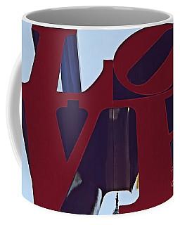 A View Of Bill Penn Coffee Mug