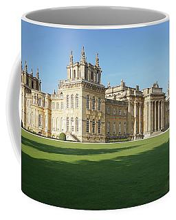 A View Of Blenheim Palace Coffee Mug