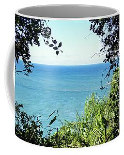 A View Of The Atlantic Ocean Coffee Mug