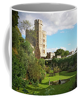 A View Of Windsor Castle Coffee Mug
