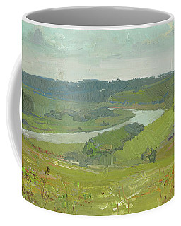A View On The Kudikina Mount Coffee Mug