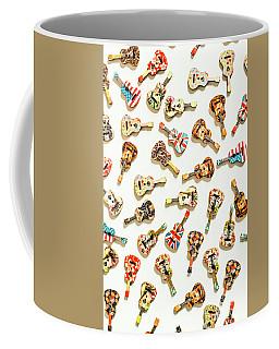 A Visual Play In Music Coffee Mug