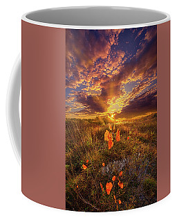 A Voice Of Calm In The Stillness Coffee Mug