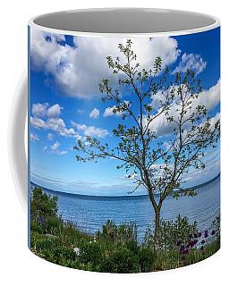 A Walk Along Lake Michigan Coffee Mug