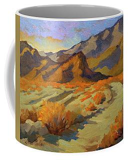 A Walk In La Quinta Cove Coffee Mug by Diane McClary