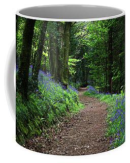 A Walk In The Bluebell Woods Coffee Mug