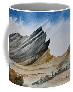 A Walk In The Desert Coffee Mug