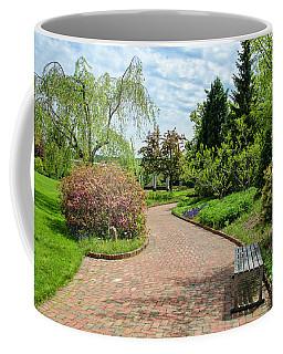A Walk In The Gardens Coffee Mug