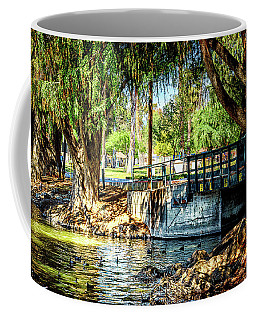A Walk In The Park Coffee Mug