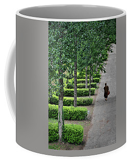 A Walk In The Park In Brittany Coffee Mug