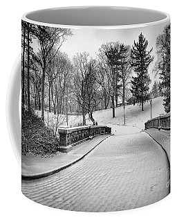 A Walk In The Snow Coffee Mug