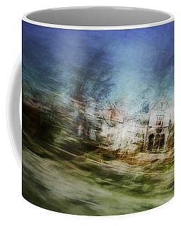 A Walk On The East Side Coffee Mug