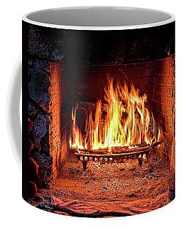 A Warm Hearth Coffee Mug