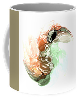 A Wave Of Color Coffee Mug