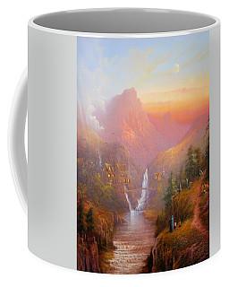 A Welcome Sight Coffee Mug