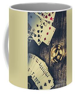 A Whisky Bet Coffee Mug