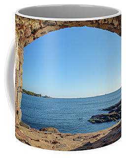 A Window To The Baltic Sea Coffee Mug