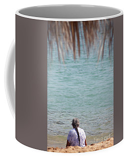 A Window With A View Coffee Mug