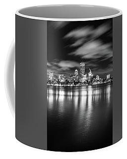 A Windy Night In Boston Coffee Mug