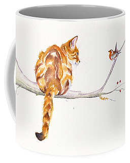 A Winter Meeting Coffee Mug