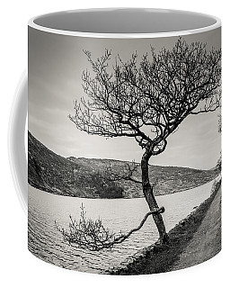 A Winter Tree Coffee Mug by Martina Fagan