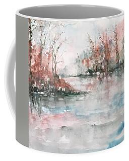 A Winters Dawn Coffee Mug
