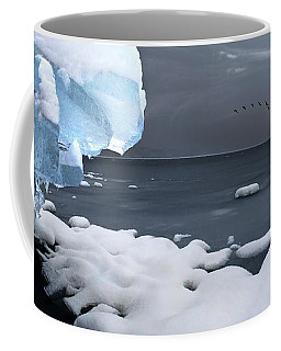 Coffee Mug featuring the photograph A Winter's Day - In A Deep And Dark December by John Poon