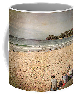 A Winter's Day In Manly Coffee Mug