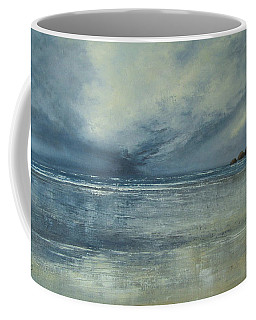 A Winter's Day Coffee Mug by Valerie Travers