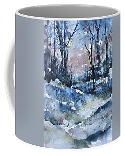 A Winter's Eve Coffee Mug