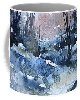 A Winter's Eve Coffee Mug