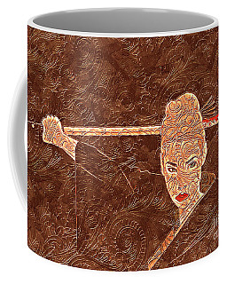 A Woman Scorned Coffee Mug