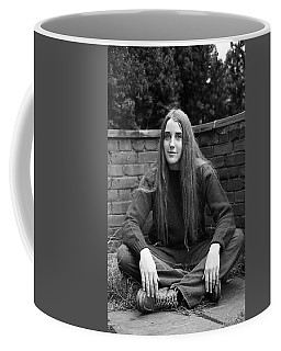 A Woman's Hands, 1972 Coffee Mug