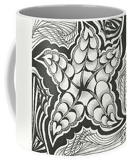A Woman's Heart Coffee Mug by Jan Steinle