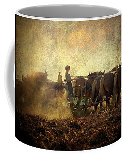 A Woman's Work Is Never Done Coffee Mug