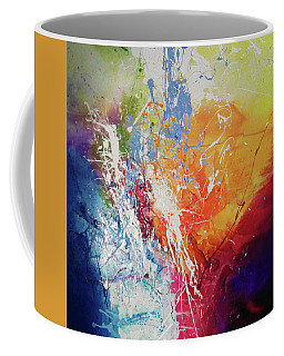 a wonderful journey through the present II Coffee Mug