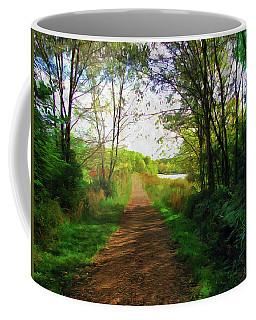 A Woodland Stroll Coffee Mug