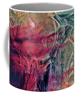 Coffee Mug featuring the digital art A World Beyond by Linda Sannuti