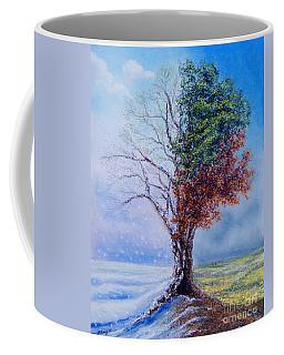 A Year In The Tree Of Life Coffee Mug